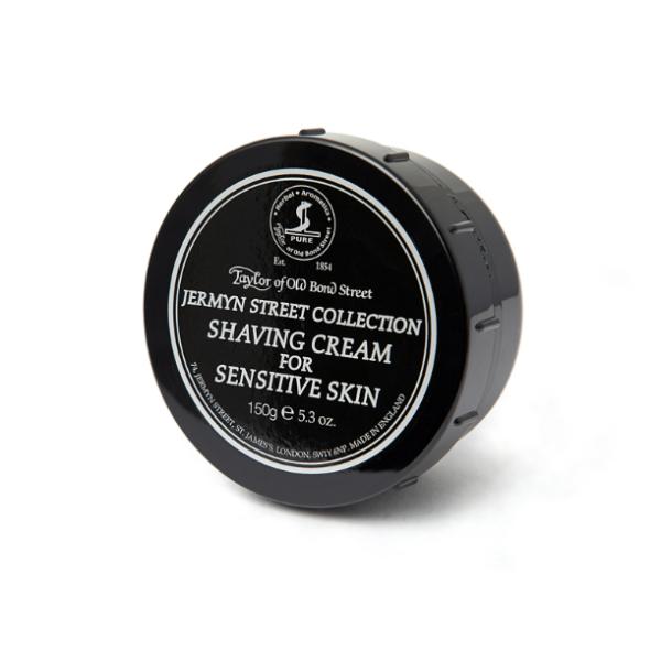 Jermyn Street Shaving Cream Skutimosi kremas jautriai odai, 150g