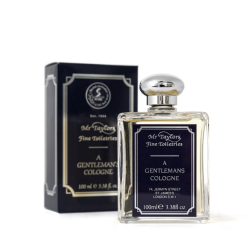 Mr Taylors A Gentleman's Cologne Odekolonas, 100ml