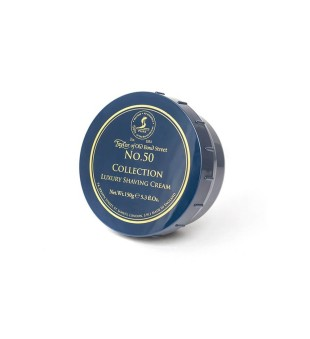 Taylor of Old Bond Street No.50 Collection Luxury Shaving Cream Skutimosi kremas, 150g | inbeauty.lt