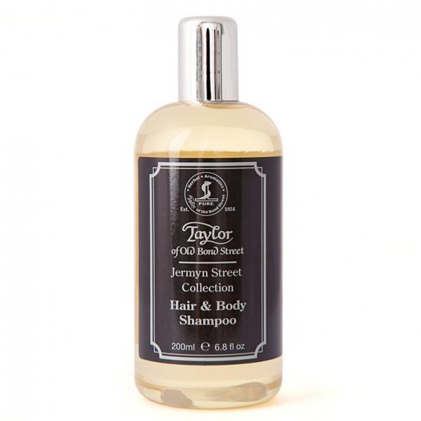 Jermyn Street Collection Hair & Body Shampoo Šampūnas ir kūno prausiklis vyrams, 200ml