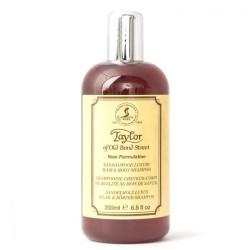 Sandalwood Luxury Hair & Body Shampoo Šampūnas ir prausiklis vyrams, 200ml