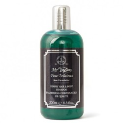 Mr. Taylors Luxury Hair & Body Shampoo Šampūnas ir prausiklis vyrams, 200ml