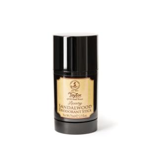 Taylor of Old Bond Street Luxury Sandalwood Deodorant Stick Tepamas dezodorantas vyrams, 75ml | inbeauty.lt