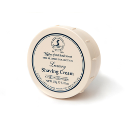 St James Luxury Shaving Cream Skutimosi kremas, 150g