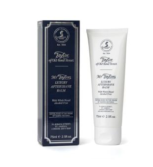 Taylor of Old Bond Street Jermyn Street Luxury Aftershave Cream Balzamas po skutimosi, 75ml   inbeauty.lt