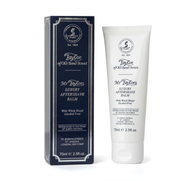 Jermyn Street Luxury Aftershave Cream Balzamas po skutimosi, 75ml