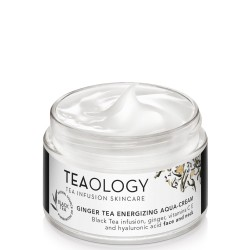 Ginger Tea Energizing Aqua-Cream Drėkinamasis veido kremas, 50ml