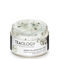 Green Tea Detox Face Scrub Veido šveitiklis su žaliąja arbata, 50ml