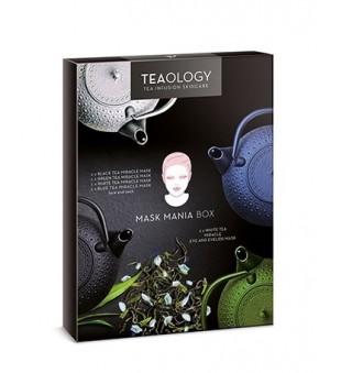 Teaology Mask Mania Box Veido kaukių rinkinys, 1vnt. | inbeauty.lt