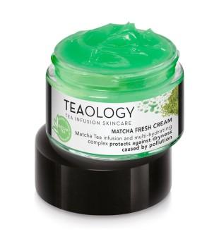 Teaology Matcha Fresh Cream Drėkinamasis veido kremas-gelis, 50ml | inbeauty.lt