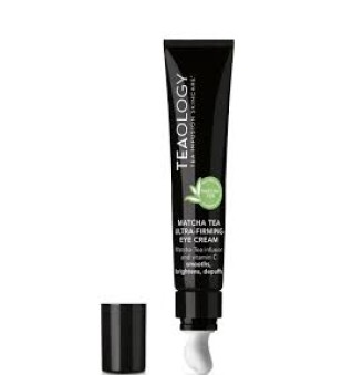 Teaology Matcha Tea Ultra Firming Eye Cream Stangrinamasis paakių kremas, 15ml | inbeauty.lt