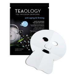 White Tea Miracle Face & Neck Mask Veido kaukė su baltąja arbata, 1vnt.