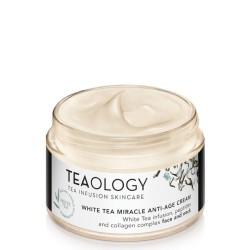 White Tea Miracle Anti-Age Cream Jauninamasis veido kremas, 50ml