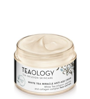 Teaology White Tea Miracle Anti-Age Cream Jauninamasis veido kremas, 50ml | inbeauty.lt