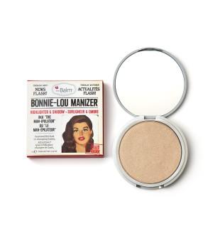 The Balm Bonnie-Lou Manizer Highlither Švytėjimo suteikianti pudra, 9g | inbeauty.lt