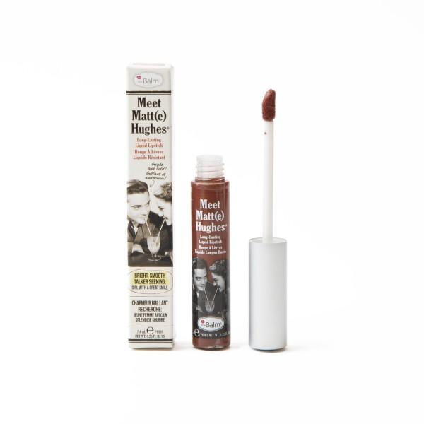 Meet Matt(E) Hughes Trustworthy Warm Nude Ilgai išliekantys matiniai lūpų dažai, 7.4ml