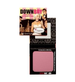 The Balm DownBoy Shadow/Blush Skaistalai, 9.9g | inbeauty.lt