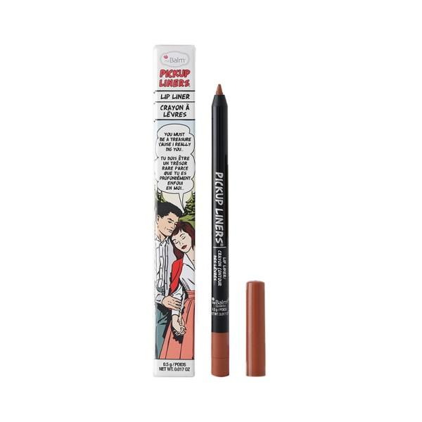 Pickup Liners I Really Dig You Nude Taupe Lūpų pieštukas, 0.5g