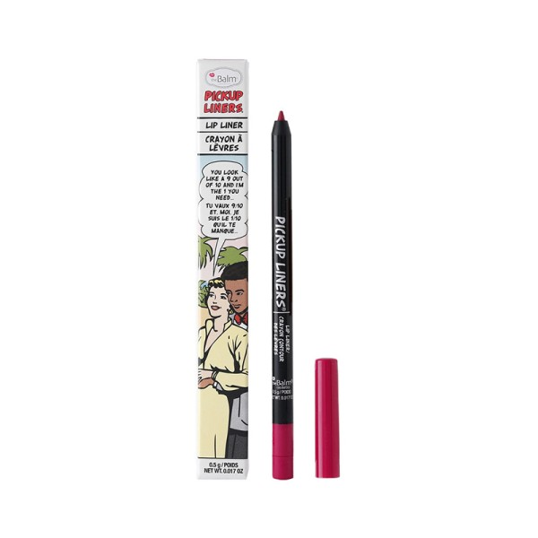 Pickup Liners The 1 You Need Cool Magenta Lūpų pieštukas, 0.5g