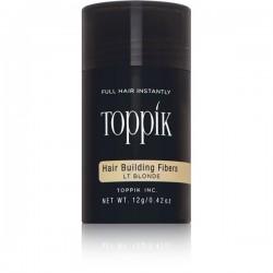 Hair Building Fiber Plaukų efektą sukurianti pudra, labai šviesi, 12 g