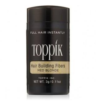 Toppik Hair Building Fiber  Light Plaukų efektą sukurianti pudra, šviesi, 3 g | inbeauty.lt