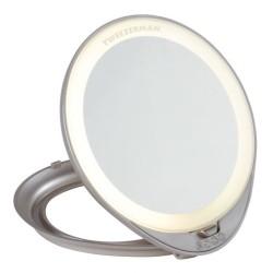 Adjustable Lighted Mirror Šviečiantis pastatomas veidrodėlis, 1vnt