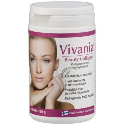 Vivania Beauty Collagen, 180 tab.