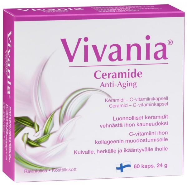Vivania Ceramide, 60 kaps.