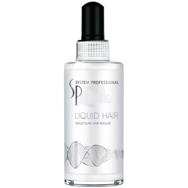 Liquid Hair Molecular Hair Refiller Atkuriamoji plaukų priežiūros priemonė, 100 ml