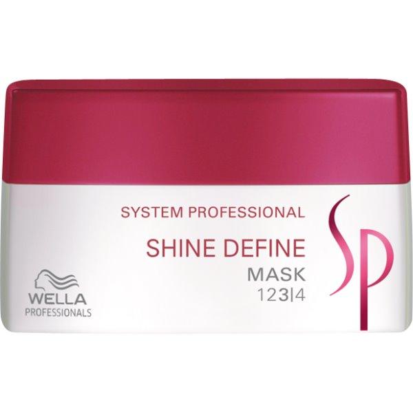 Blizgesio suteikianti kaukė – SHINE DEFINE, 200 ml
