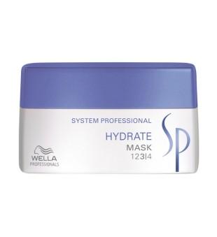 Wella SP Hydrate Mask Drėkinamoji plaukų kaukė, 200ml | inbeauty.lt