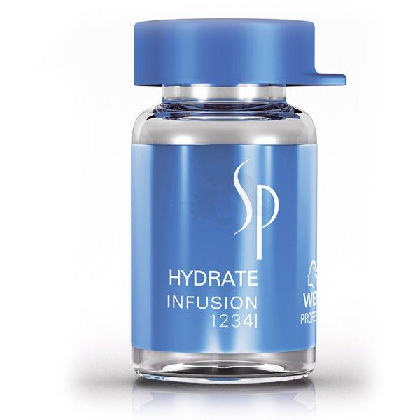 Drėkinantis ekstraktas – HYDRATE INFUSION (pakuotėje 6 vnt.), 1 kompl.