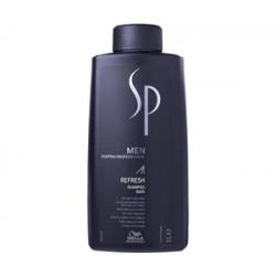 Gaivinantis šampūnas plaukams ir odai - MEN REFRESH SHAMPOO, 1000ml