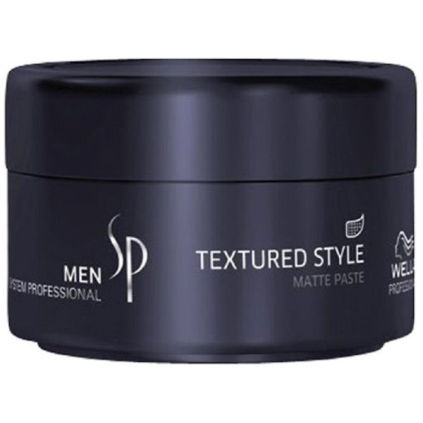 Men Textured Style Matte Paste Matinė stilizavimo pasta, 75 ml