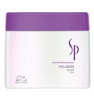 Wella SP Volumize Mask Plaukų apimtį didinanti kaukė, 400ml | inbeauty.lt