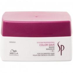 Plaukų spalvą išsauganti kaukė - COLOR SAVE MASK, 200 ml