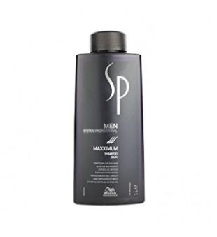 Wella SP Men Maxxximum Shampoo Stiprinantis plaukus šampūnas, 1000ml | inbeauty.lt