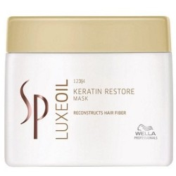 Keratiną atstatanti kaukė - LUXE KERATIN RESTORE TREATMENT, 400 ml