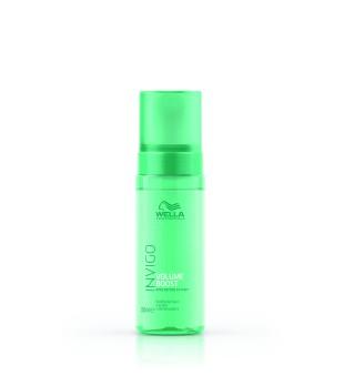 Wella Invigo Volume Boost Bodifying Foam Apimties suteikiančios plaukų putos, 150 ml | inbeauty.lt