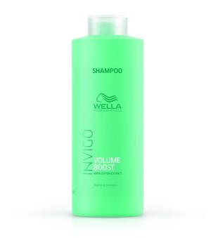 Wella Invigo Volume Boost Bodifying Shampoo Apimties suteikiantis šampūnas , 1000 ml | inbeauty.lt