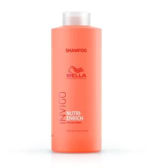 Wella Invigo Nutri Enrich Deep Nourishing Shampoo Maitinamasis šampūnas, 1000 ml | inbeauty.lt