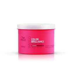 Invigo Color Brilliance Coarse Vibrant Color Mask Plaukų spalvą sauganti kaukė storiems plaukams, 500 ml