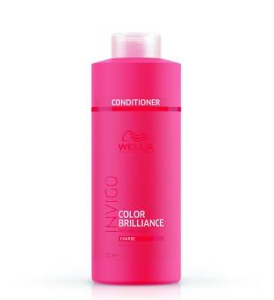 Wella Color Brilliance Spalvą saugantis kondicionierius storiems plaukams, 1000 ml | inbeauty.lt