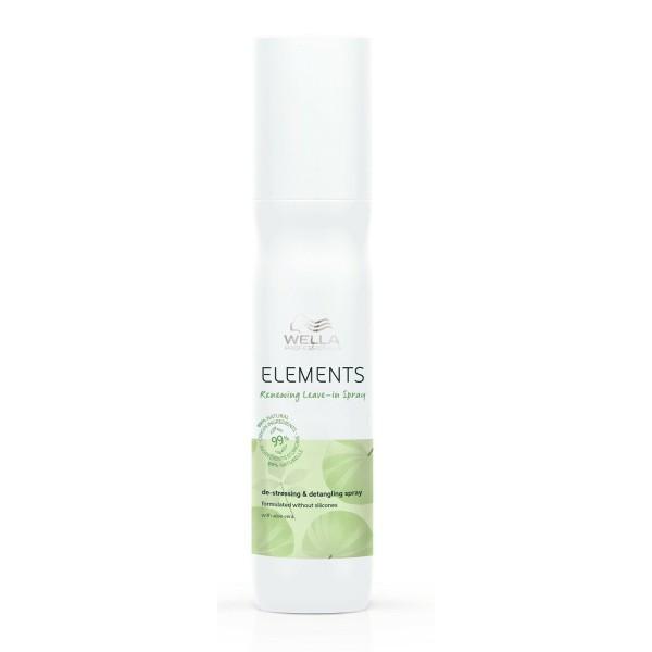 Elements Renewing Leave-In Spray Nenuplaunamas atkuriamasis plaukų purškiklis, 150ml