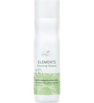 Wella Elements Renewing Shampoo Atkuriamasis šampūnas, 250ml   inbeauty.lt