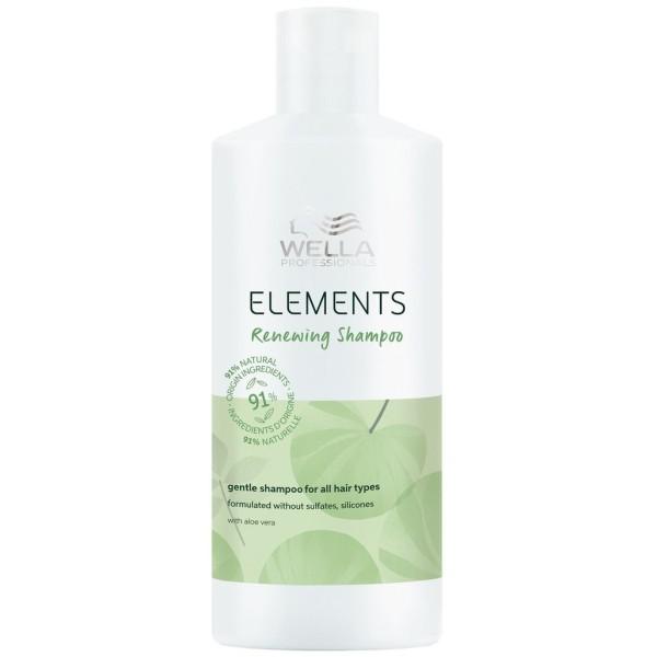 Elements Renewing Shampoo Atkuriamasis šampūnas, 500ml