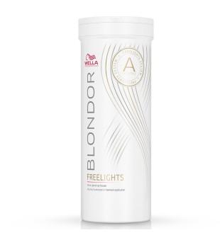 Wella Blondor Freelights Powder Šviesinamieji milteliai, 400 g | inbeauty.lt