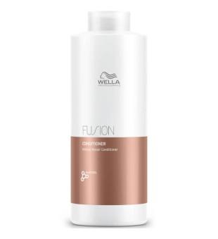 Wella Fusion Intensive Repair Conditioner Intensyviai plaukus atkuriantis kondicionierius, 1000 ml | inbeauty.lt
