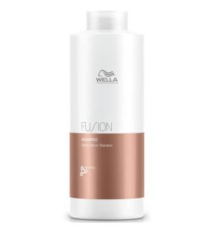 Wella Fusion Intensive Repair Shampoo Intensyviai plaukus atkuriantis šampūnas, 1000 ml   inbeauty.lt