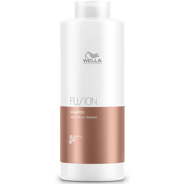 Intensyviai plaukus atkuriantis šampūnas – FUSION, 1000 ml